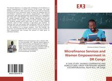 Buchcover von Microfinance Services and Women Empowerment in DR Congo