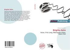 Brigitte Helm kitap kapağı