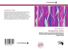 Bookcover of Jacqueline Jules