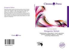 Capa do livro de Gregorio Selser