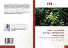 Couverture de Chocs d'instabilité politique et croissance économique