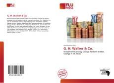 Buchcover von G. H. Walker & Co.