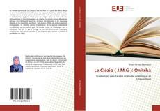 Bookcover of Le Clézio ( J.M.G ): Onitsha
