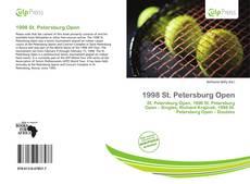 1998 St. Petersburg Open kitap kapağı