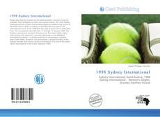 Couverture de 1998 Sydney International