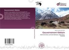 Couverture de Gouvernement tibétain