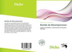 Copertina di Bombe de Décompression