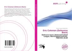 Bookcover of Eric Coleman (Defensive Back)