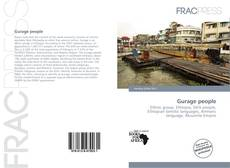 Bookcover of Gurage people