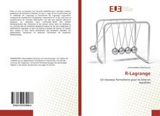 Bookcover of R-Lagrange