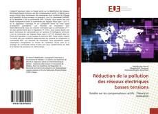 Buchcover von Réduction de la pollution des réseaux électriques basses tensions