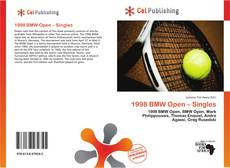 1998 BMW Open – Singles的封面