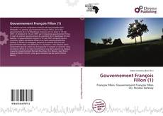 Capa do livro de Gouvernement François Fillon (1)