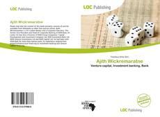 Bookcover of Ajith Wickremaratne