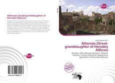 Bookcover of Athenais (Great-granddaughter of Herodes Atticus)