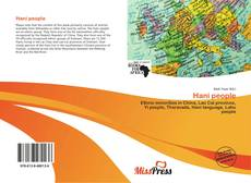 Bookcover of Hani people