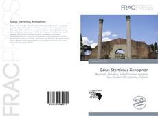 Bookcover of Gaius Stertinius Xenophon