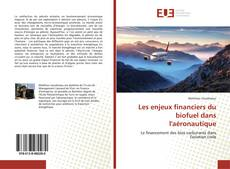 Bookcover of Les enjeux financiers du biofuel dans l'aéronautique