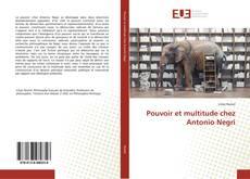 Bookcover of Pouvoir et multitude chez Antonio Negri