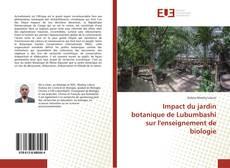 Borítókép a  Impact du jardin botanique de Lubumbashi sur l'enseignement de biologie - hoz