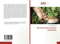 Bookcover of The Great Owl of Great Zimbabwe
