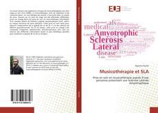 Musicothérapie et SLA kitap kapağı