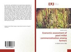 Couverture de Economic assessment of pearl millet commercialization among farmers