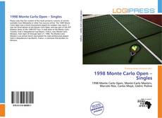 Bookcover of 1998 Monte Carlo Open – Singles