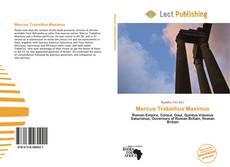 Bookcover of Marcus Trebellius Maximus
