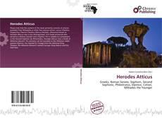 Buchcover von Herodes Atticus