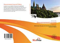 Обложка Gouvernement Laurent Fabius