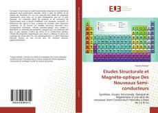 Etudes Structurale et Magnéto-optique Des Nouveaux Semi-conducteurs kitap kapağı