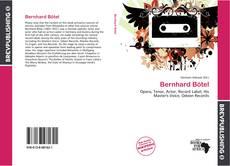 Bookcover of Bernhard Bötel