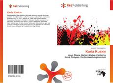 Bookcover of Karla Kuskin