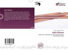 Bookcover of John Ekman