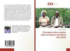 Capa do livro de Émergence des couples dans le diocèse de Kikwit d'ici 2030