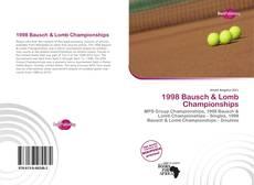 1998 Bausch & Lomb Championships kitap kapağı