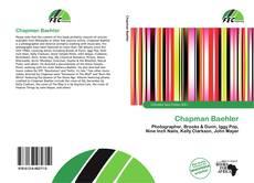 Bookcover of Chapman Baehler