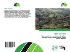 Bookcover of Iban people