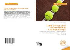 Bookcover of 1998 Direct Line International Championships
