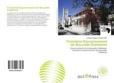 Capa do livro de Troisième Gouvernement de Nouvelle-Calédonie