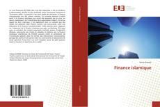 Couverture de Finance islamique
