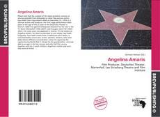 Capa do livro de Angelina Amaris