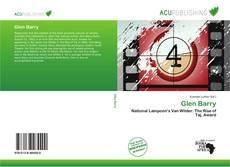 Bookcover of Glen Barry