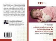 Bookcover of La Mort fœtale in utero à l'Hôpital Général de Kamina en R.D. Congo