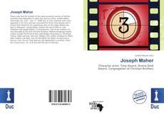 Buchcover von Joseph Maher