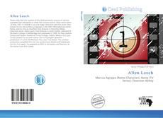 Buchcover von Allen Leech