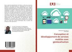 Portada del libro de Conception et développement de services mobiles avec géolocalisation