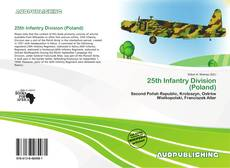 Bookcover of 25th Infantry Division (Poland)