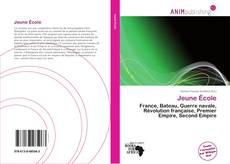 Bookcover of Jeune École